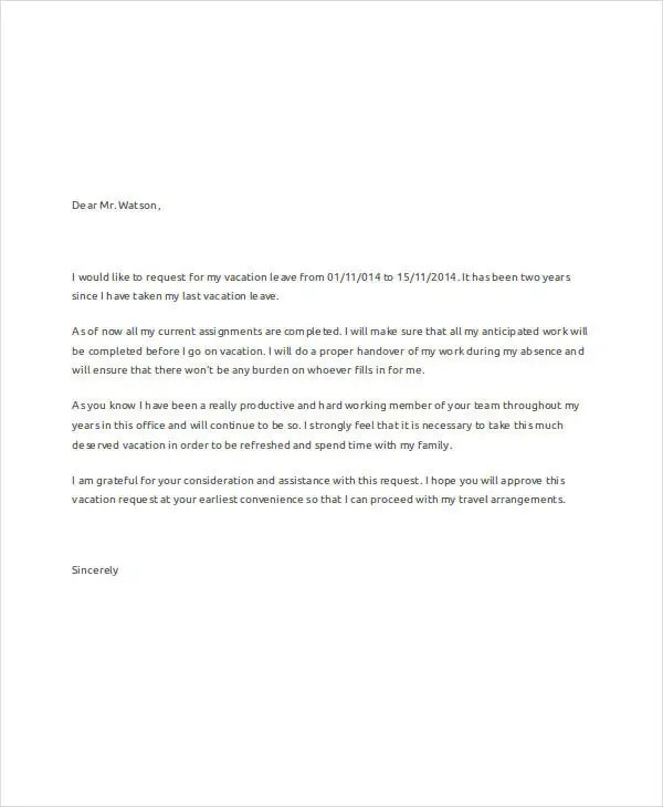 79+ Request Letter Samples Free  Premium Templates - sample letter of request for payment arrangement