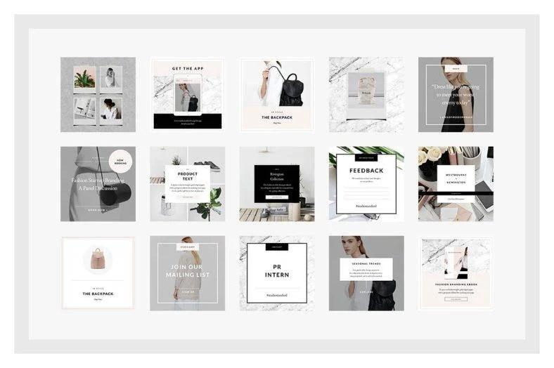 Media Kit Design Template Choice Image - Template Design Ideas