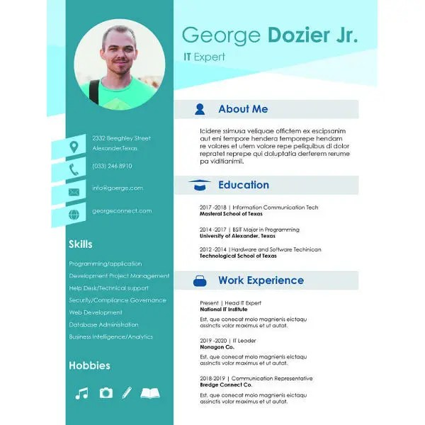 Best Resume Formats - 54+Free Samples, Examples, Format Free