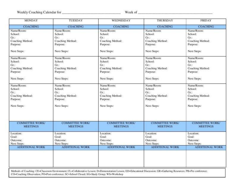 work schedule template monthly calendar