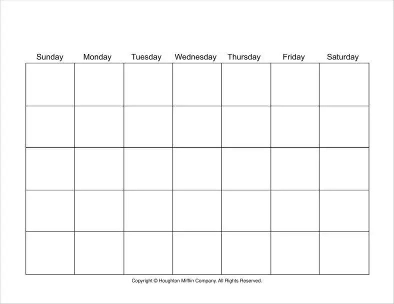 9+ Day Calendar Templates Free Samples, Examples Formats Download
