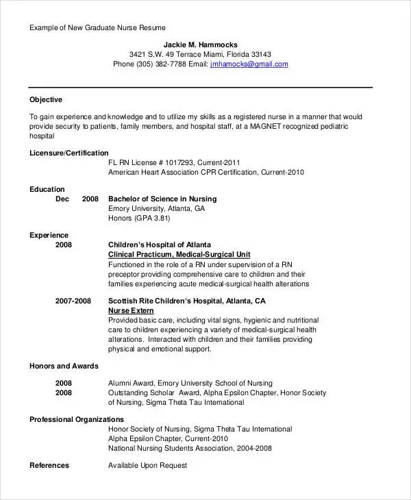 25+ Printable Resume Templates - PDF, DOC Free  Premium Templates