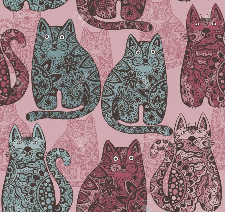 Cute Valentine Desktop Wallpaper 28 Cat Illustrations Free Amp Premium Templates