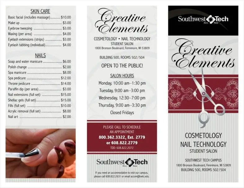 9+ Salon Price List Templates Free Samples, Examples, Formats