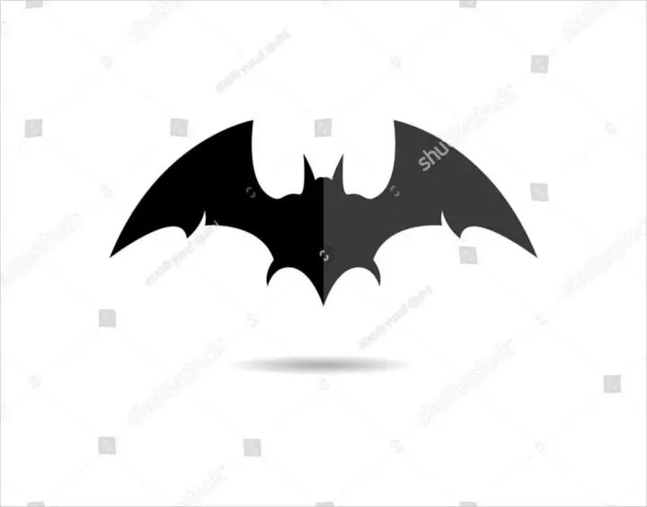 15+ Spooky Halloween Bat Templates - Editable PSD, EPS, AI Format - bat template