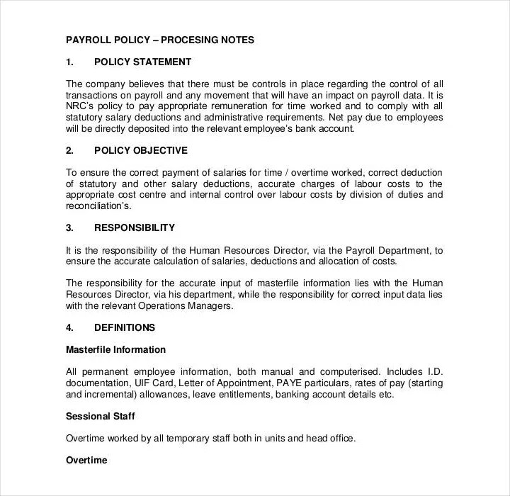 Thesis Statement Template | Sop Example