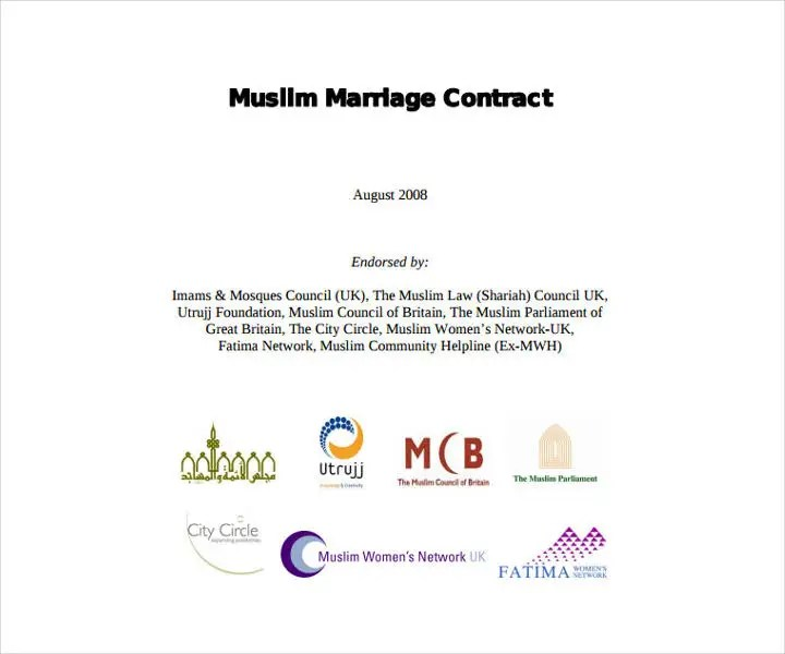13+ Wedding Contract Templates - Free PDF, DOC Format Download - sample wedding contract