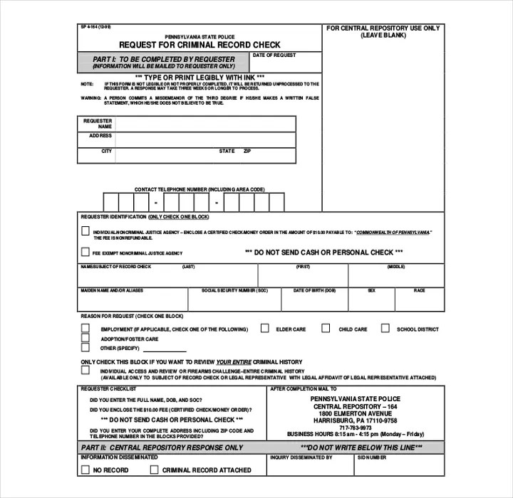 9+ Check Request Forms  Templates - PDF, DOC Free  Premium Templates - check request template