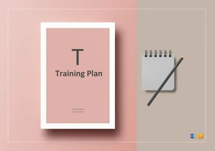 How to Make a Staff Training Plan Free  Premium Templates