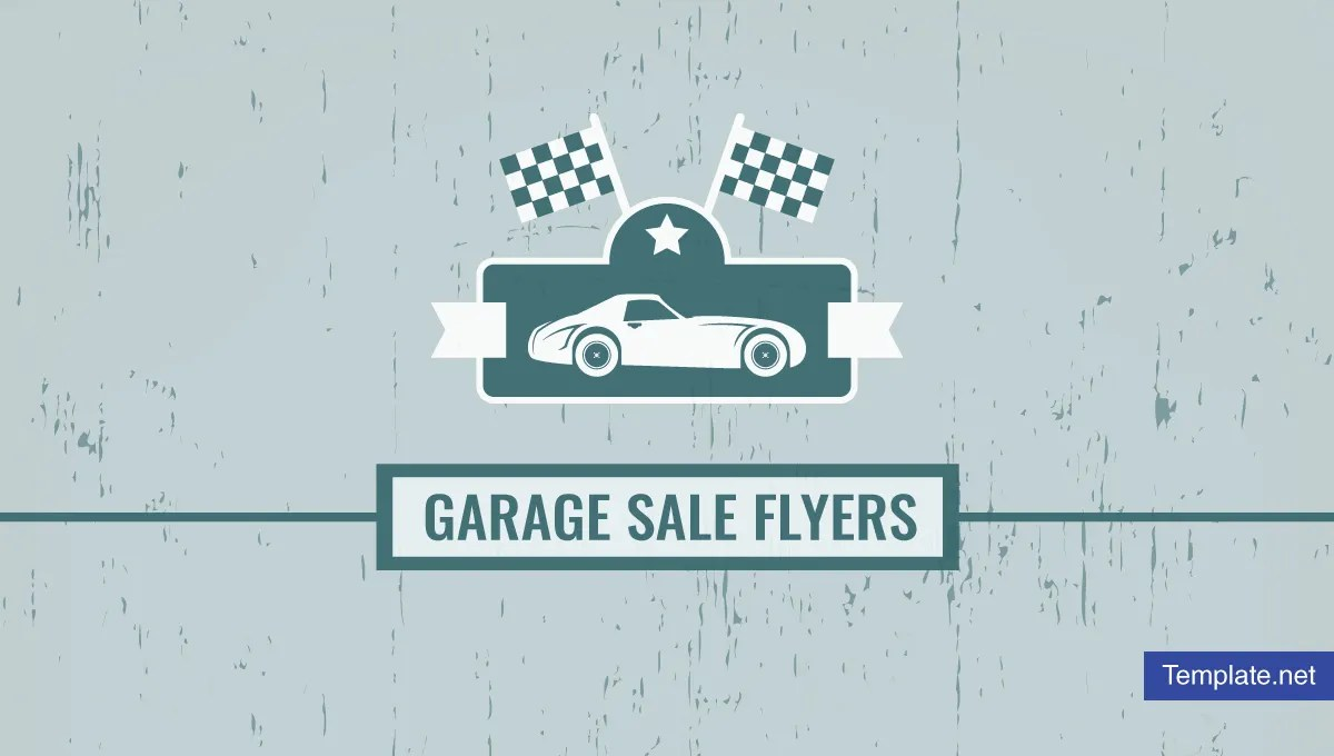 Garage Design Template 14 Garage Sale Flyer Designs Templates Psd Ai Free