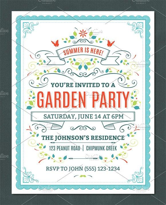16+ Event Invitation Card Designs  Templates - AI, PSD, InDesign