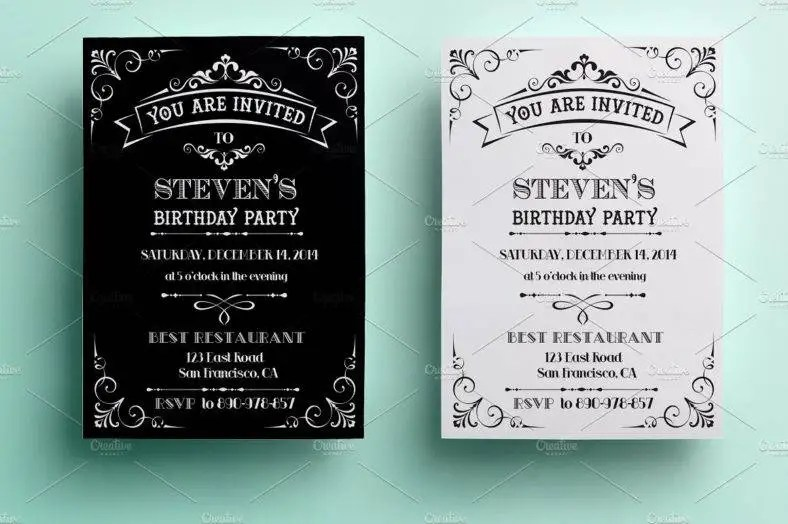 16+ Event Invitation Card Designs  Templates - AI, PSD, InDesign - invitation card event