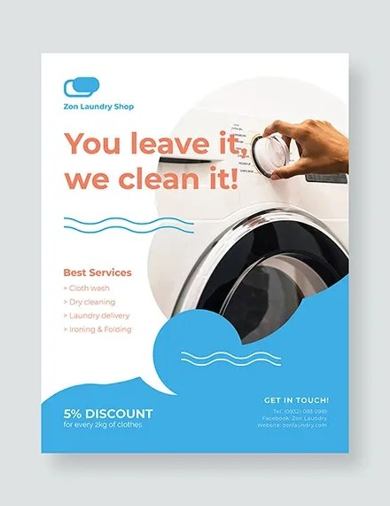 28+ Cleaning Service Flyer Designs  Templates - PSD, AI Free