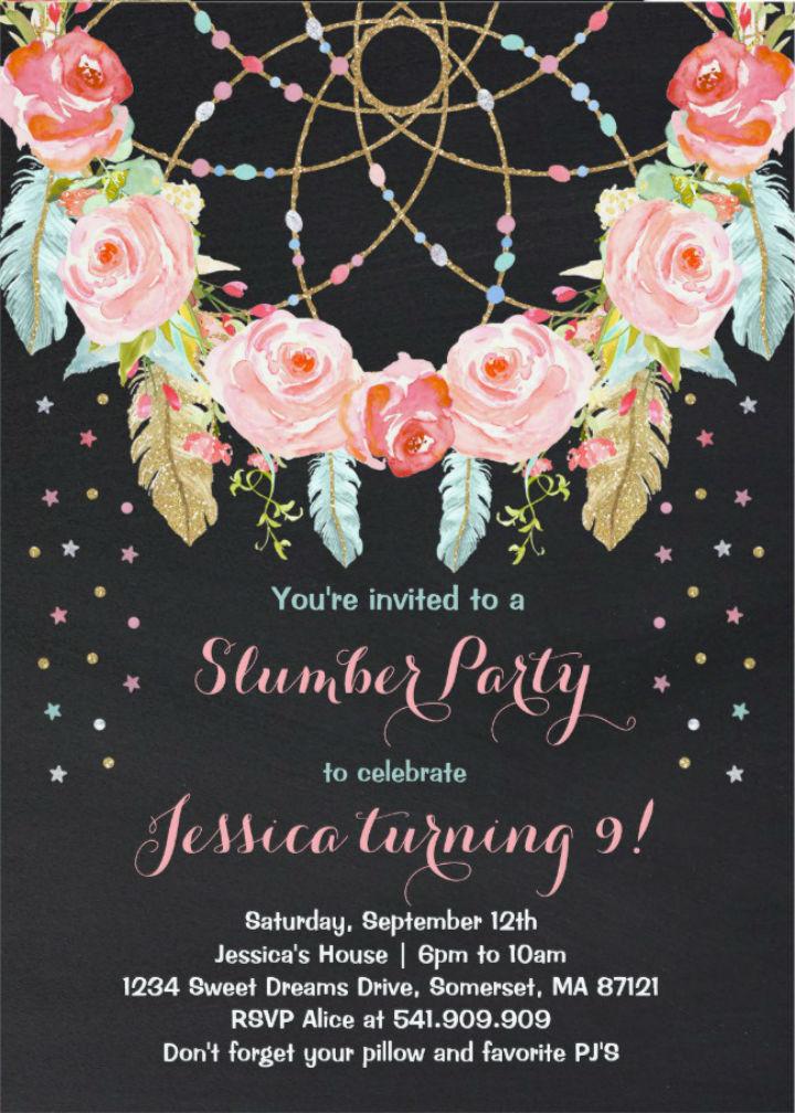 15 birthday invitation