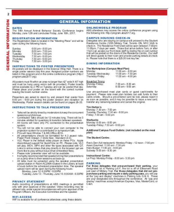 6+ Conference Program Templates - PDF Free  Premium Templates