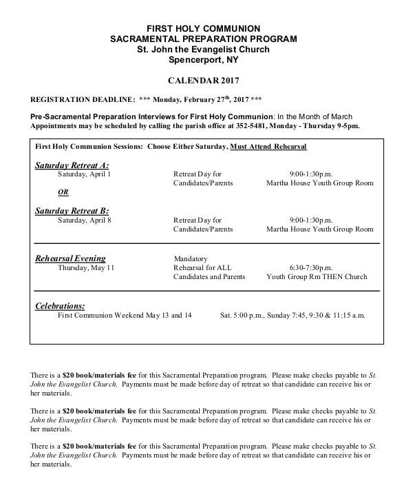 10+ Church Program Templates - PDF Free  Premium Templates