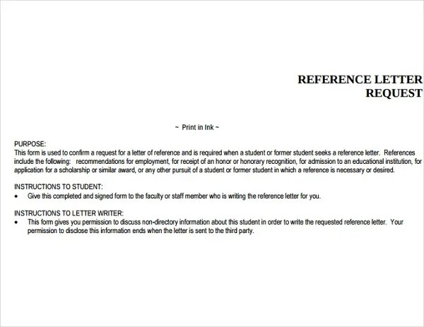 Letter For References colbro
