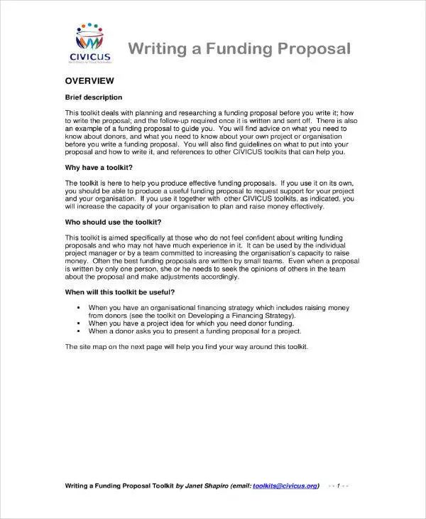 a business proposal sample