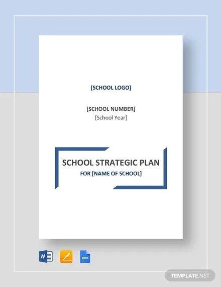 20+ Strategic Plan Templates - PDF, DOC Free  Premium Templates