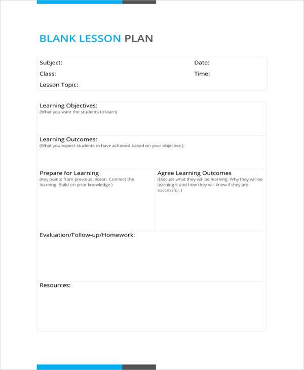 Daily Lesson Plans Business Math - Heavy Squareteaching personal
