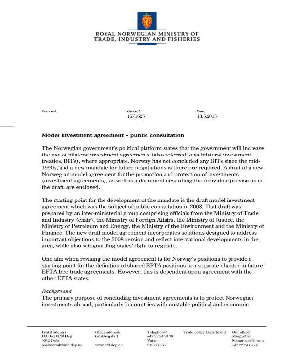 9+ Simple Investment Agreement Templates - PDF Free  Premium