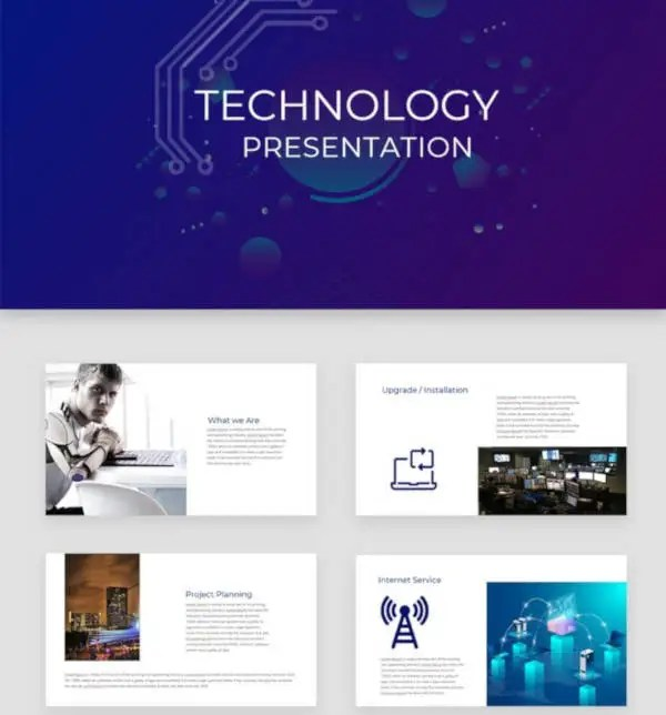 18+ Notable Keynote Presentation Designs  Templates - PSD, AI