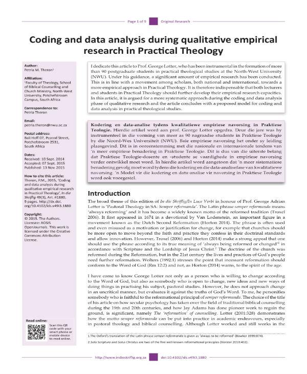 7+ Sample Research Analysis Templates - PDF, Google docs, Apple
