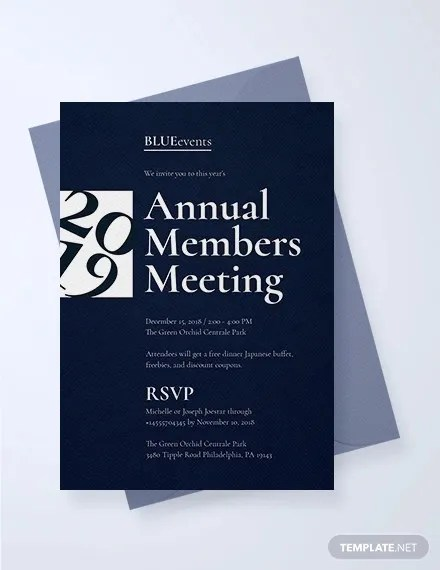 38+ Meeting Invitation Designs - PSD, AI, Word, InDesign Free