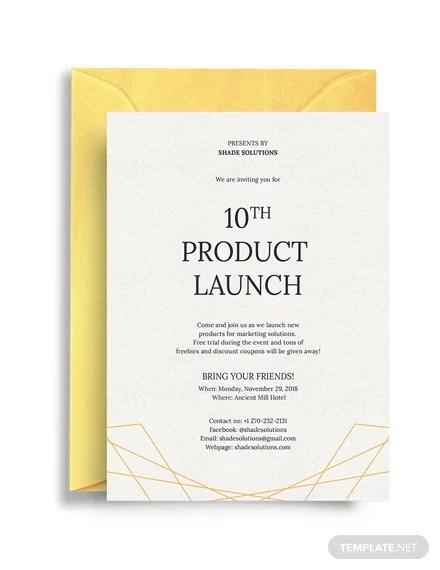 59+ Invitation Templates - PSD, AI, Word, InDesign Free  Premium