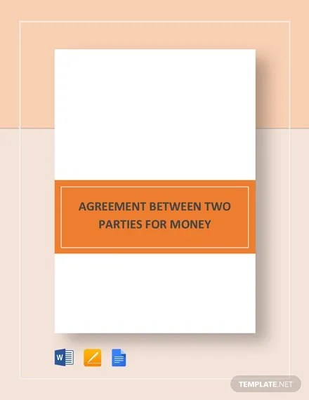 70+ Agreement Templates - Word, PDF, Pages Free  Premium Templates