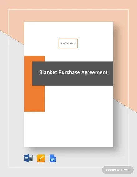 28+ Purchase Agreement Templates - Word, PDF, Pages Free  Premium