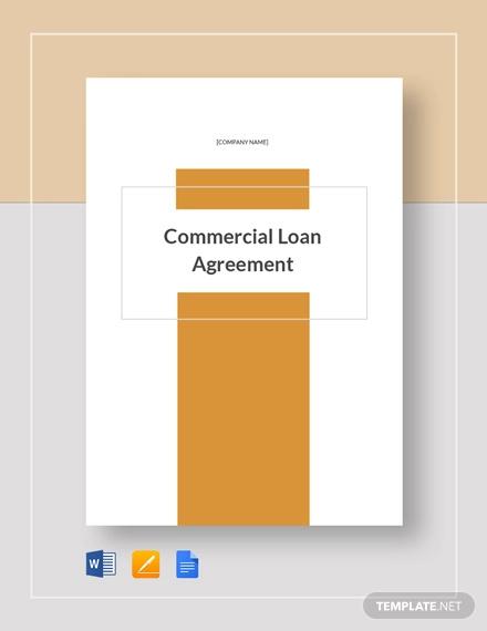 42+ Agreement Templates - Word, PDF Free  Premium Templates