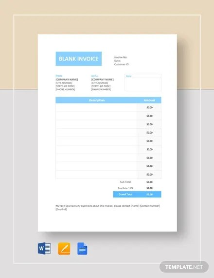 32+ Excel Invoice Templates - AI, PSD Free  Premium Templates