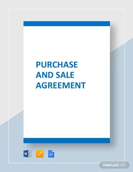 Sales Agreement - 26+ Free Word, PDF Documents Download Free