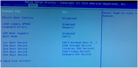 How To Boot Computer From Usb In Uefi Bios