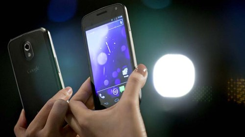 Sales ban overturned ... Samsung's Galaxy Nexus.