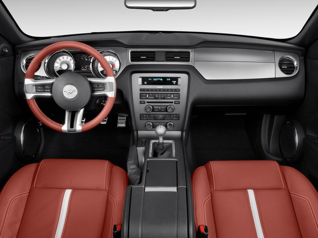 Image 2010 ford mustang 2 door convertible gt premium dashboard size 2010 ford mustang 2 door convertible gt premium dashboard 100244722 l