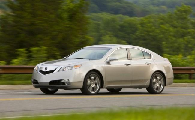 2011-Acura-TL-Sedan-3.5-4dr-Front-wheel-Drive-Sedan-Exterior 2011 Acura Tl Sh Awd