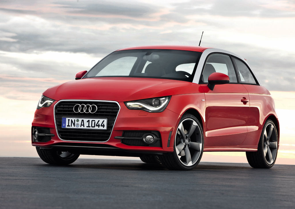 S Line 2011 Audi A1 With S-line Sports Package Debuts