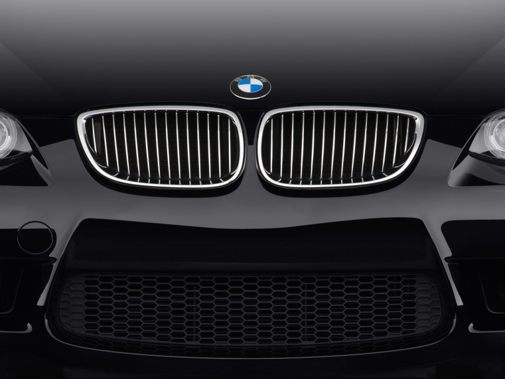 Car Grill Image: 2011 Bmw M3 2-door Coupe Grille, Size: 1024 X 768