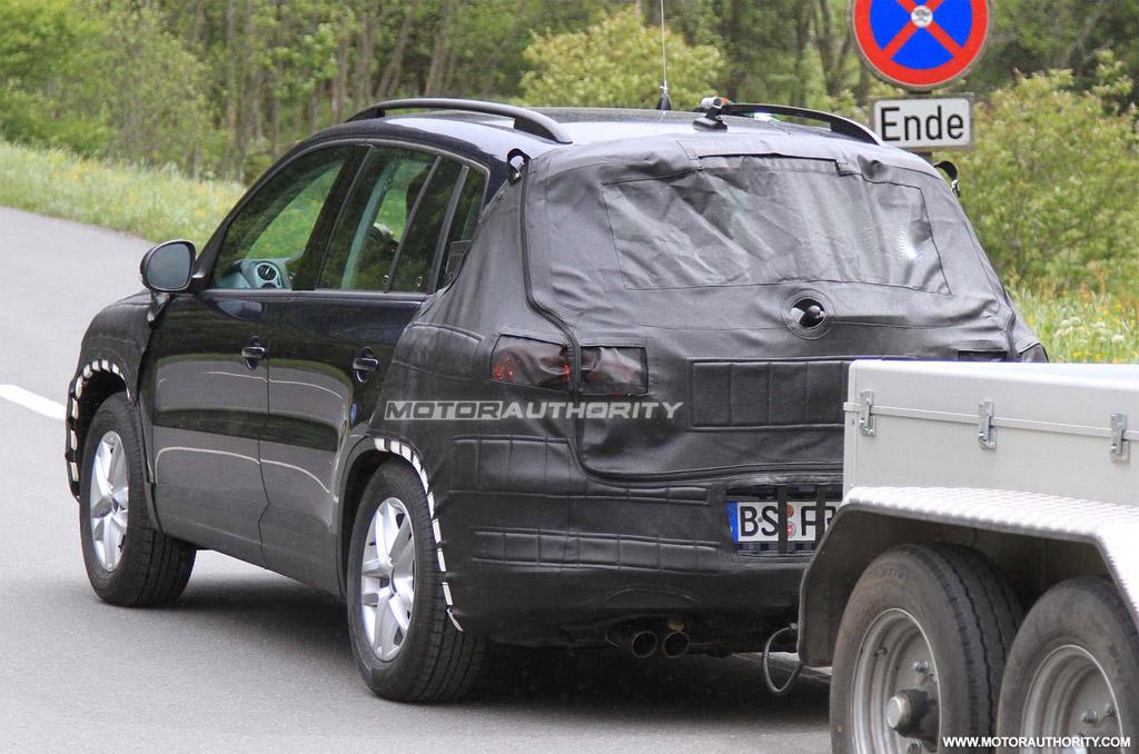 Volkswagen touareg trailer wiring