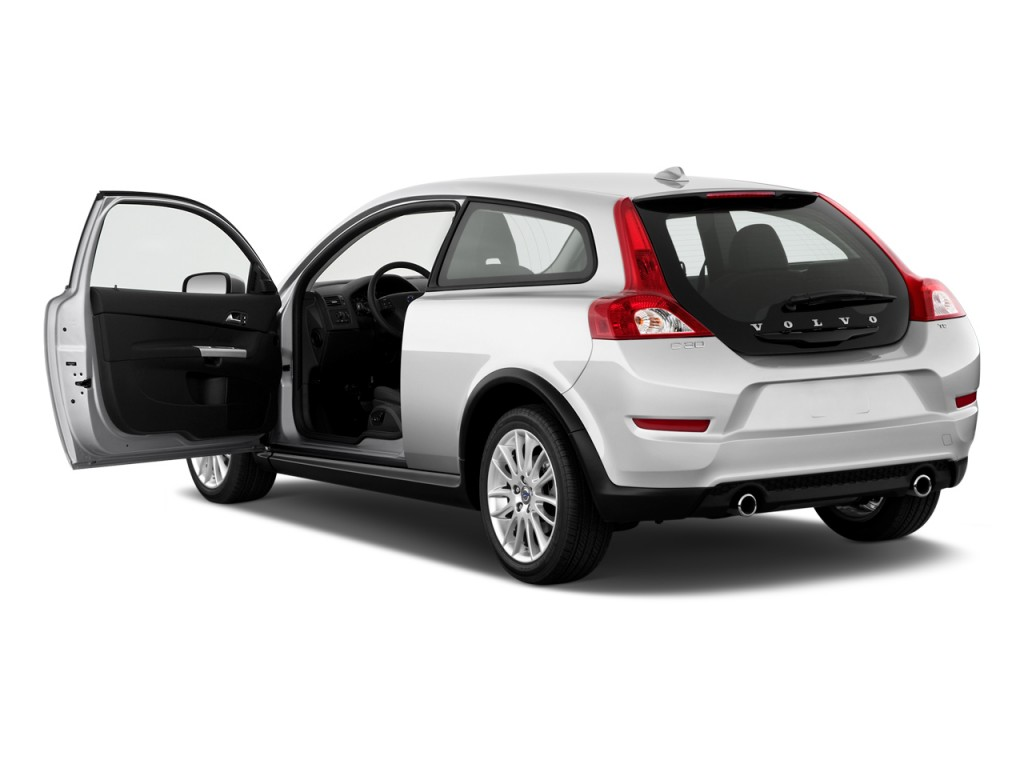 Two Door Cars Image 2011 Volvo C30 2 Door Coupe Auto Open Doors Size