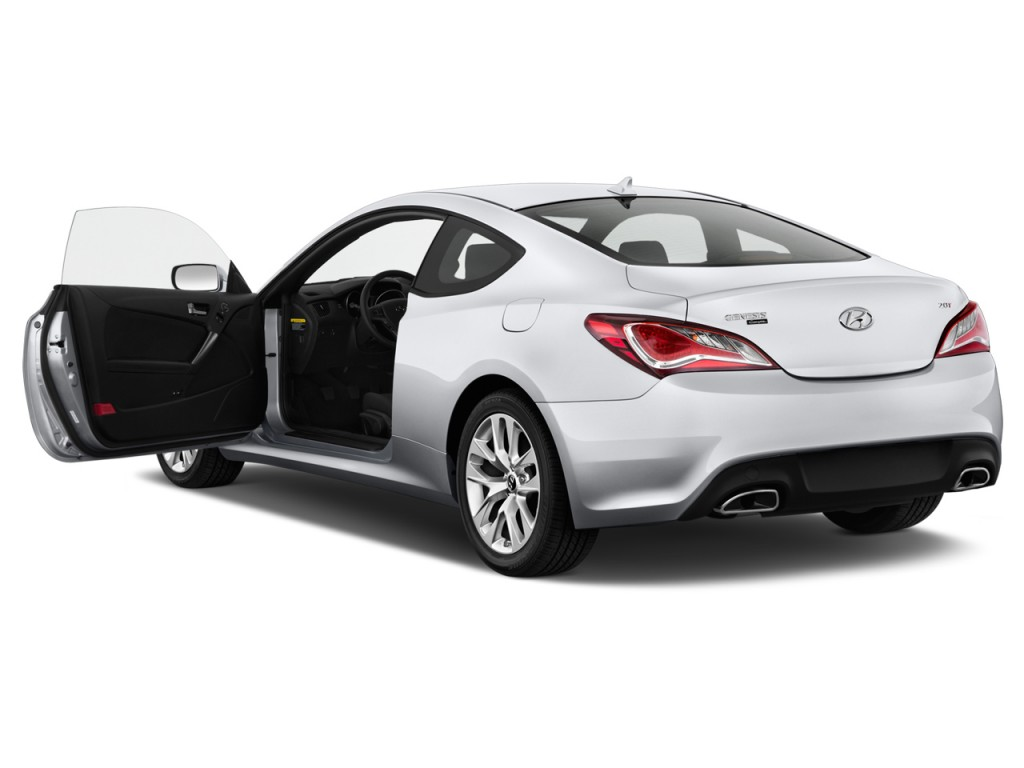 Two Door Cars Image 2013 Hyundai Genesis Coupe 2 Door I4 2 0t Auto Open