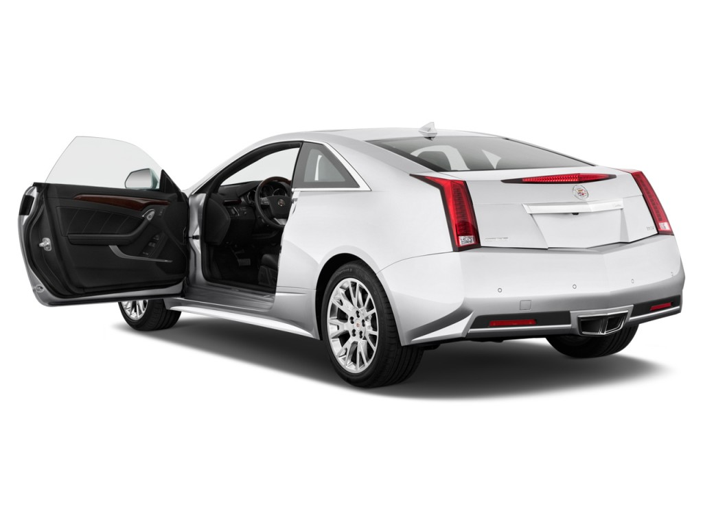 Two Door Cars 2014 Cadillac Cts 2 Door Coupe Premium Rwd Open Doors
