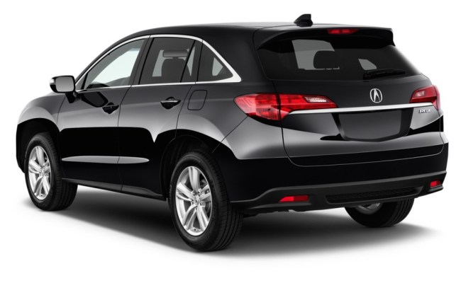2017-Acura-RDX-exterior-front-angle 2011 Acura Mdx Review