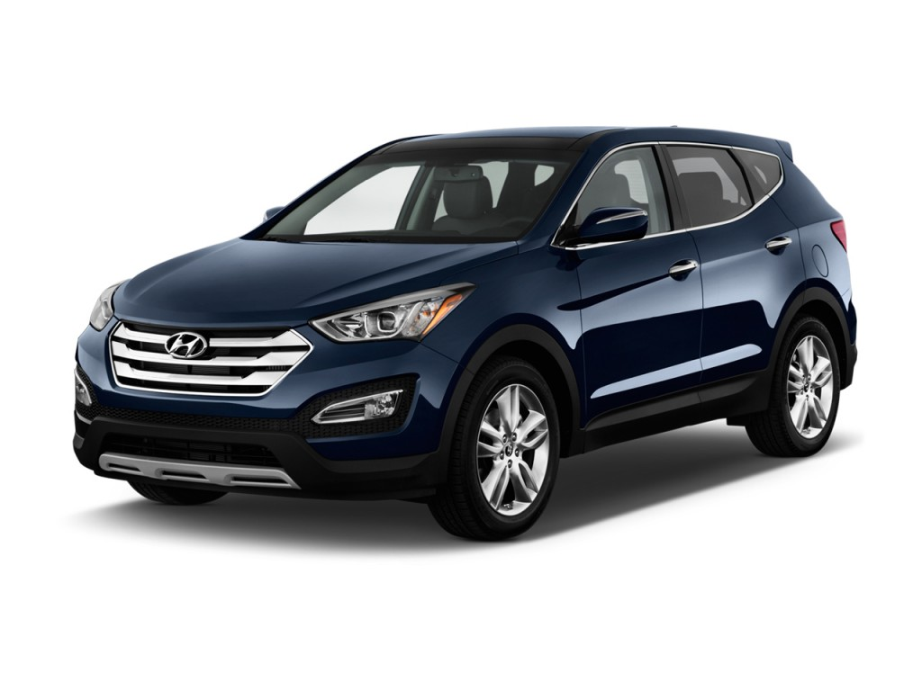 Hyundai Santa Fee 2015 Hyundai Santa Fe Sport Pictures Photos Gallery
