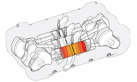 Pinnacle Engines Promises Superior Mileage With New Opposed Cylinder