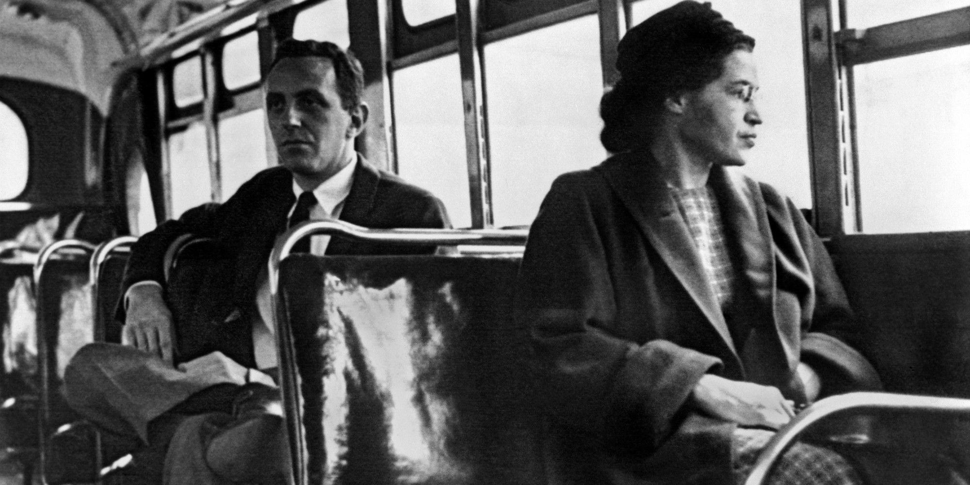 In Rosa Who Was Rosa Parks And What Did She Do In The Fight For Racial