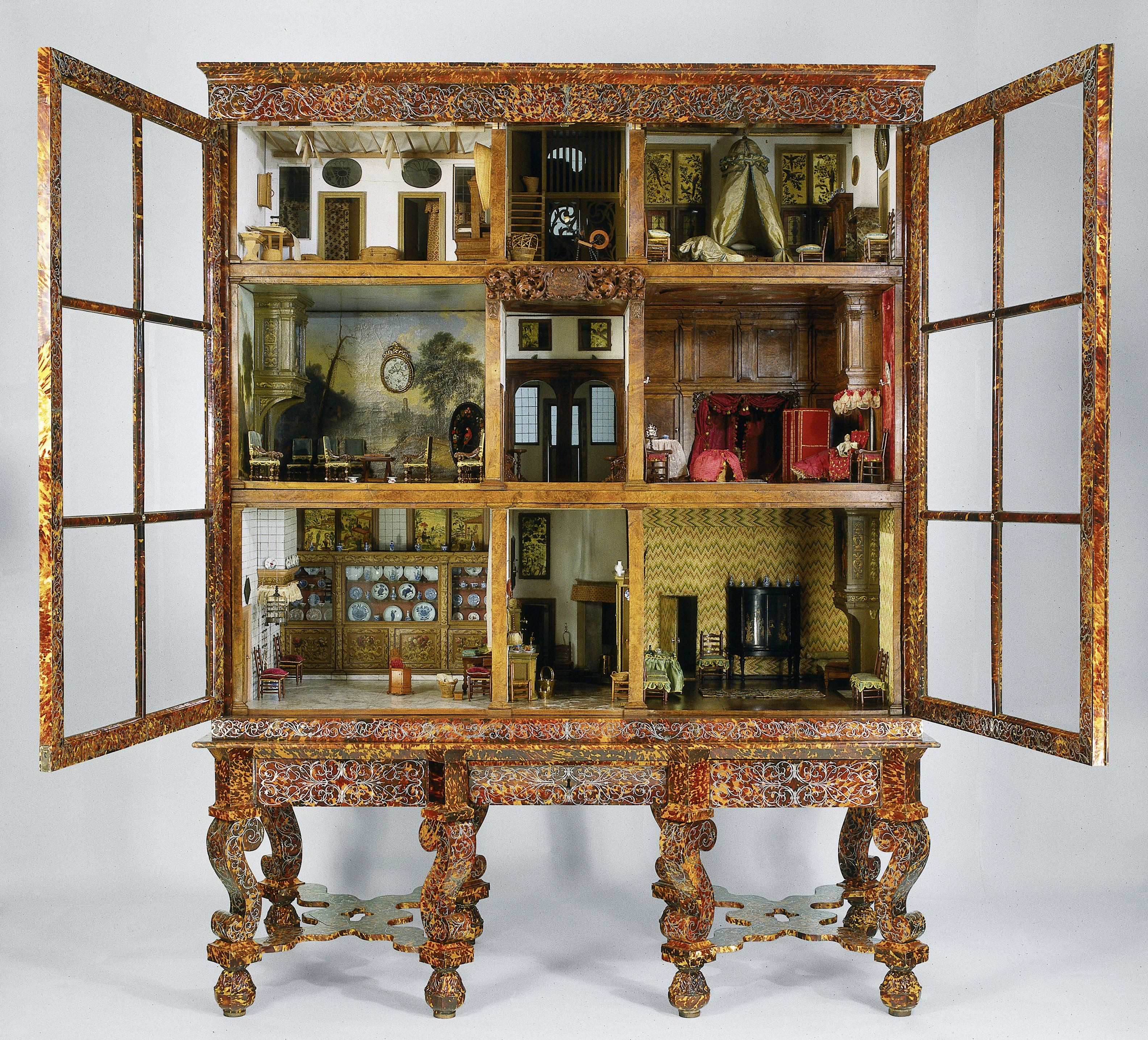 H En M Home Amsterdam Hidden Women Of History Petronella Oortman And Her Giant Dolls House