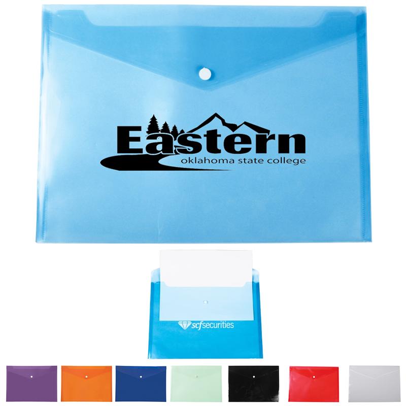 Customized Letter Size Document Envelope Promotional Letter Size